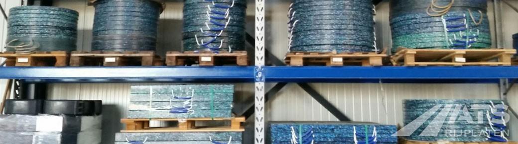 Kunststoff-Stanzplatten im Lager